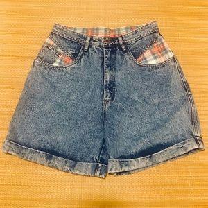 Vintage Bill Blass Mom Shorts Size 30